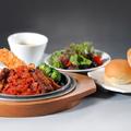岡山県産森林どりのタンドリーチキン 完熟トマトソース